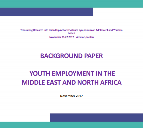 Youth Employment in the Middle East and North Africa
