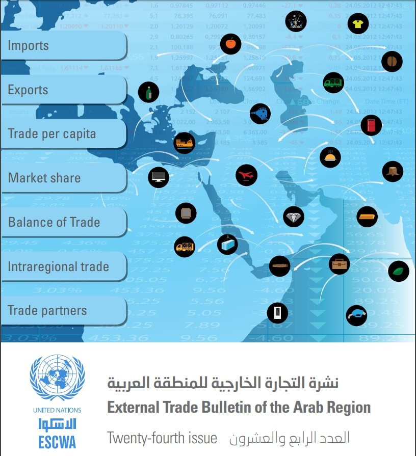 External Trade Bulletin of the Arab Region, No. 26