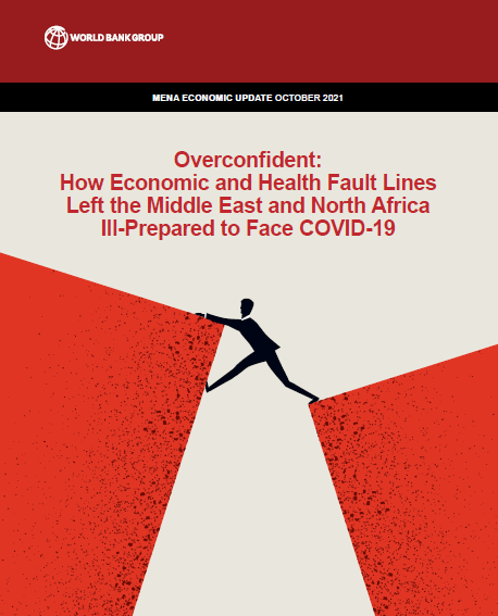 MENA Economic Update: Overconfident: How Economic and Health Fault Lines Left the Middle East and North Africa Ill-Prepared to Face COVID