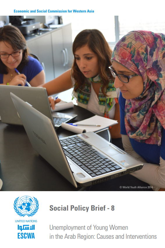 Unemployment of Young Women in the Arab Region: Causes and Interventions