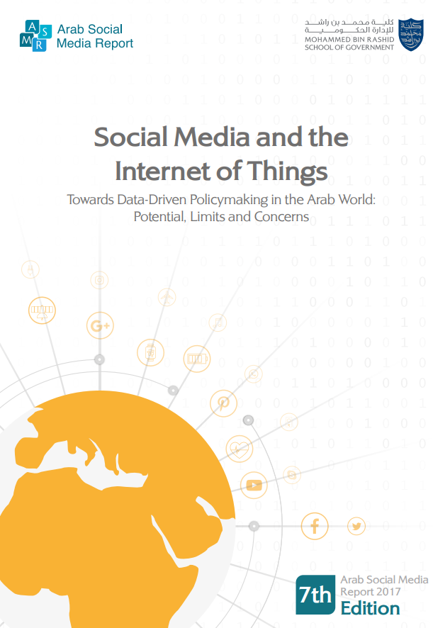 Social Media and the Internet of Things